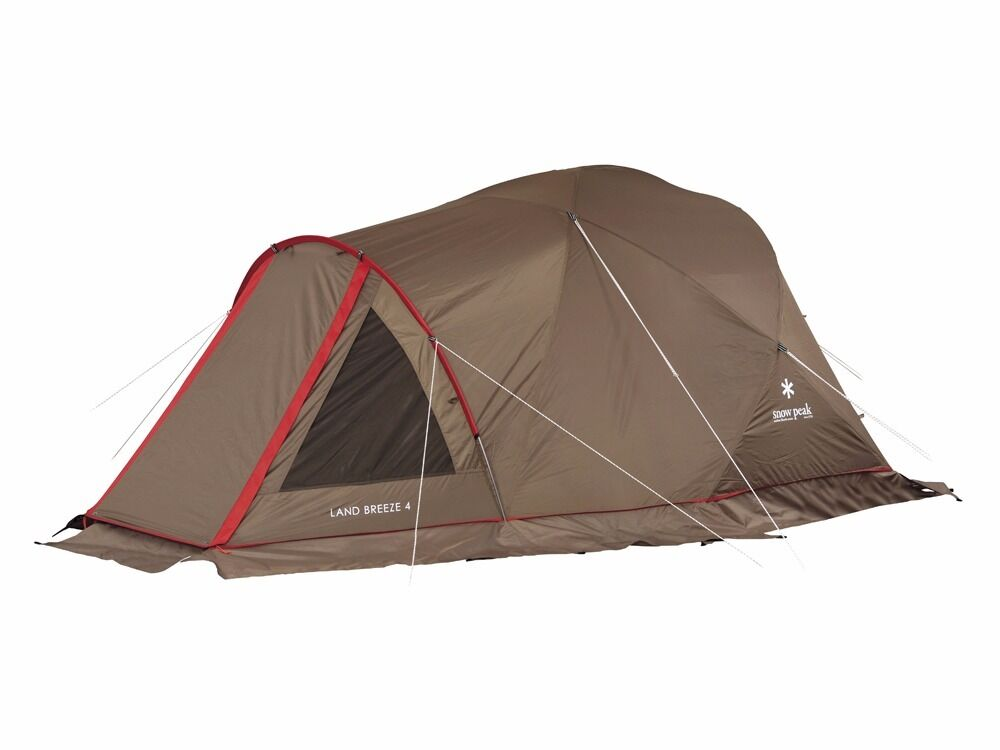 Snow peak SD-634 Landbreeze4 TENT 4 Person Camping Item Item Camping NEW from Japan F/S a2332c