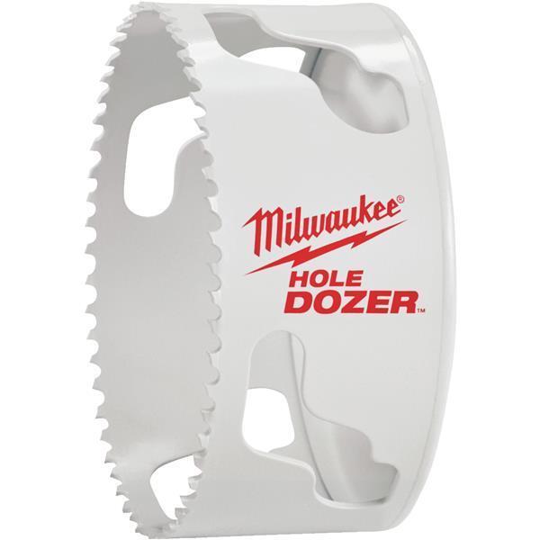 2 Pk Milwaukee High-Quality Performance Hole Dozer 3-5/8
