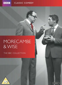 Morecambe-amp-Wise-BBC-Collection-Box-Set-DVD-NEW-20xDVD-SEALED