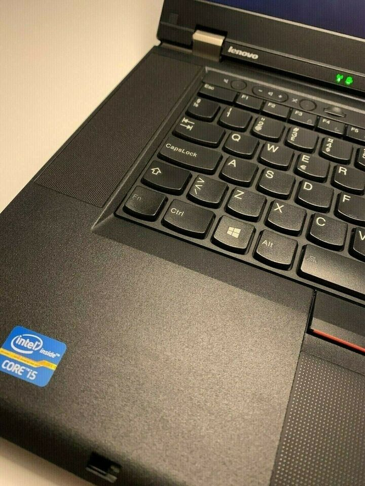 Lenovo ThinkPad T530, Intel Core i5 -3230M 2 X 2,60 GHz, 8 GB