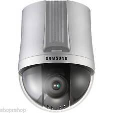 Samsung SPD-3750T High-Resolution WDR PTZ Dome Camera 37x Zoom