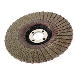 Abrasivi-A-Disco-Lamellare-Diamantati-Lamiera-per-Rettifica-Carburo-Cementato