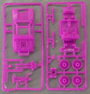 Gi Joe Mexican Bootleg Kabaya Modèle Mini Purple Vamp - Parfait sur un arbre