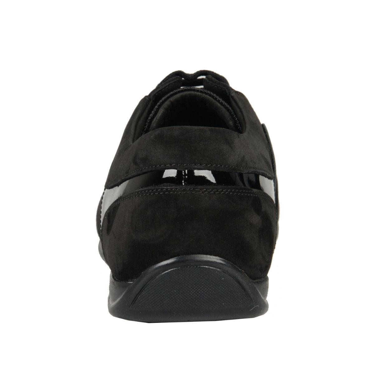 Versace Turnschuhe Turnschuhe Turnschuhe Gr. 44 Schwarz f83930