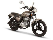 ROMET SOFT 125 CRUISER BIKE 125ccm 4-Takt Motorrad NEU Schwarz oder silber