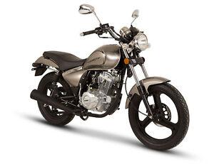 romet soft 125 cruiser bike 125ccm 4 takt motorrad neu. Black Bedroom Furniture Sets. Home Design Ideas