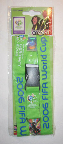 A1.2 FIFA World Cup Germany 2006 Schlüsselband Lanyard NEU