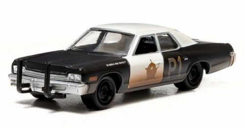 Dodge Mónaco blues brothers blues Mobile *** GreenLight 1:64
