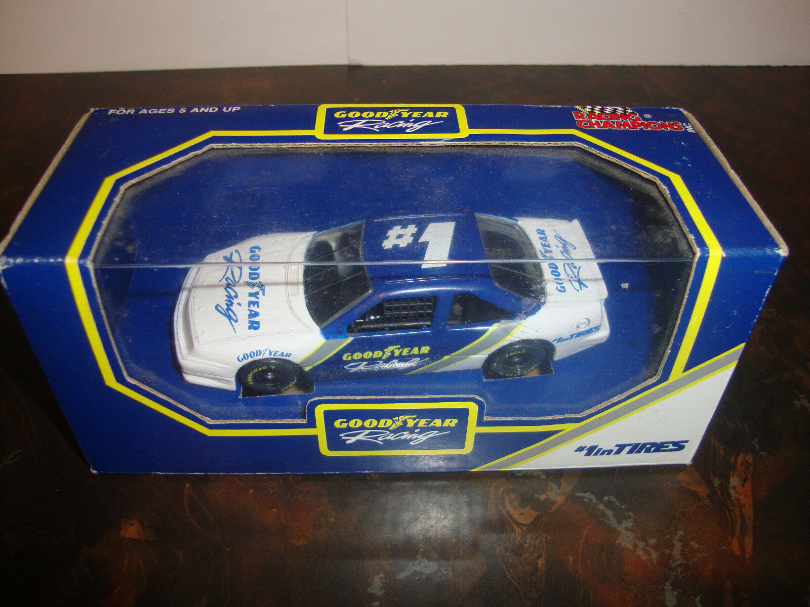 Good Year Racing---1 43 Scale Diecast---Racing Champions---1992---Hard To Find