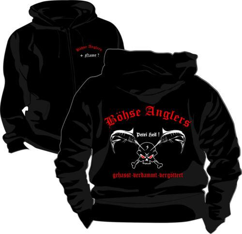 Angelsport Böhse Anglers Angeln Anglershirt Anglerjacke Jacke Pullover Poloshirt Angler 78