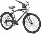 Kent 26in. Men's Bayside Bicycle - Satin Cocoa