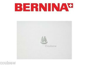 Details about BERNINA SEWING MACHINE SPOOL THREAD COTTON PIN STOPPER CAP  RETAINING DISC SMALL