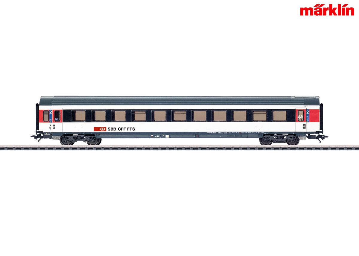 Märklin 42157 schnellzugwagen EW IV B 2.kl. SBB + + nuevo en OVP