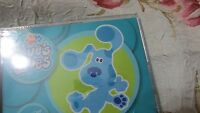 Brother, Bernina, White, Babylock, Blue's Clues Design Card Htf, Sealed