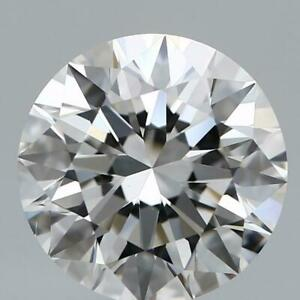 Moissanite Loose Stone White D Color Round Cut with Certificate Excellent cut