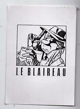 Carte Postale LE BLAIREAU par Boëhm. Sans éditeur.