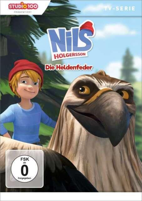 Nils Holgersson - Die Heldenfeder - CGI - DVD 3
