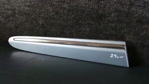 1Y22-051-Mercedes-W209-CLK-Coupe-Kotfluegelleiste-Leiste-HL-A2096902562