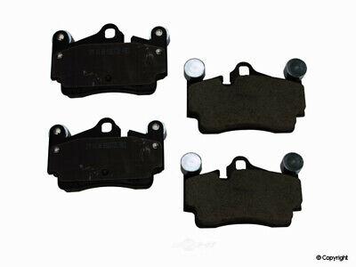 Disc Brake Pad Set Rear Centric 104.12770 fits 06-10 VW Touareg