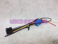Kenwood Excelon Kdc Dnx Series Car Stereo - Video Wiring / Wire Harness