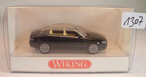 Wiking 1//87 Nr 132 01 30 Audi A4 Cabriolet dunkelgrünmetallic OVP #1307
