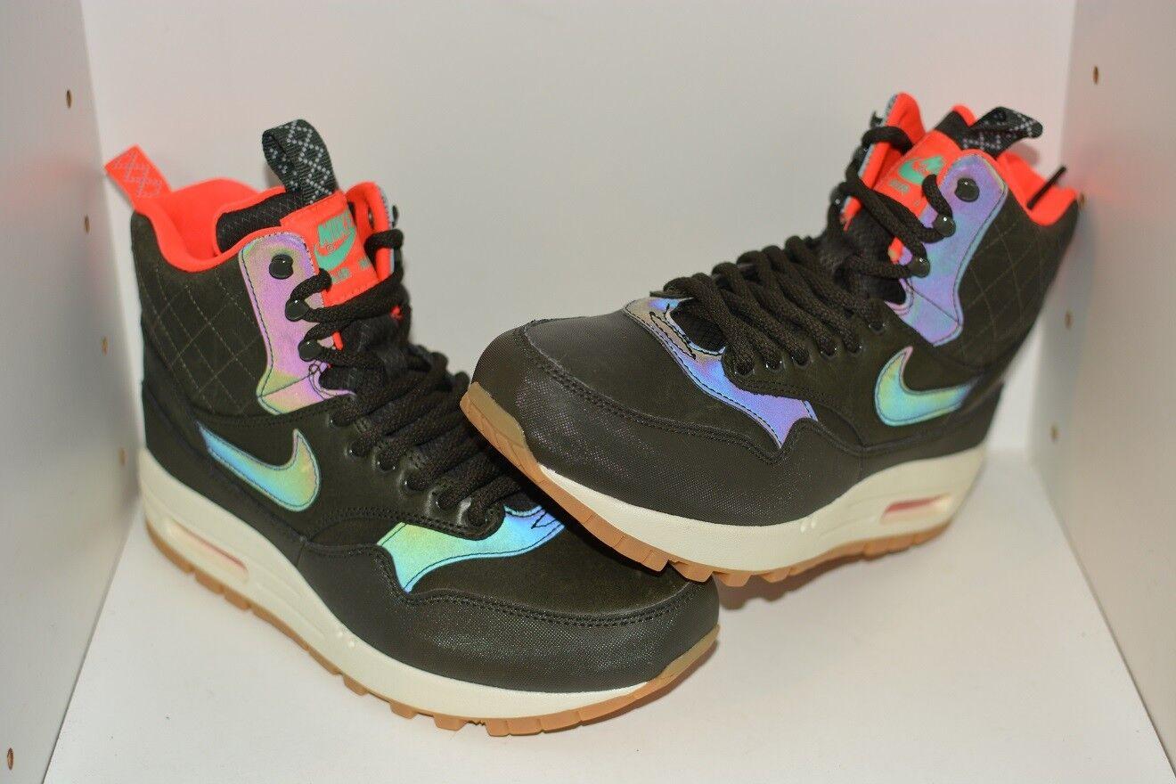 Nike air max 1 metà donne e donne sneakerboot - sz - 7