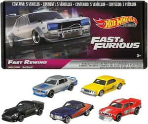 NEW-Hot-Wheels-Fast-And-Furious-Premium-Bundle-from-Mr-Toys
