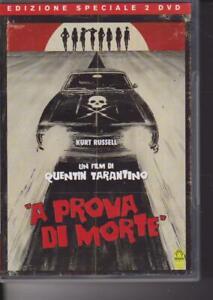 DVD-034-A-PROVA-DI-MORTE-034-QUENTIN-TARANTINO-2-DISCHI