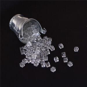 Dollhouse-Miniature-Ice-Cube-Bucket-1-12-Scale-Fairy-Home-Kitchen-Decor-new-RU