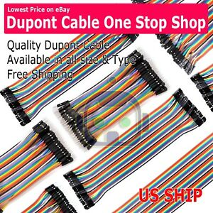 40pc-All-Type-10-20-30cm-Male-Female-Dupont-Wire-Jumper-Cable-Arduino-Breadboard