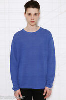 Cheap Monday Mickey Blue Sweatshirt Uk L Was £80 Brand Sale
