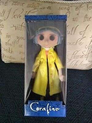 Neca Coraline Doll 9 Doll Prop Replica New And Unopened Rare Ebay