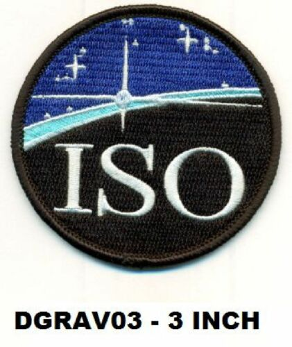 DEFYING GRAVITY ISO PATCH DGRAV03