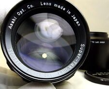Pentax 135mm f3.5 M42 Manual Lens adapted to CANON EF EOS cameras 5D Mark II T6i