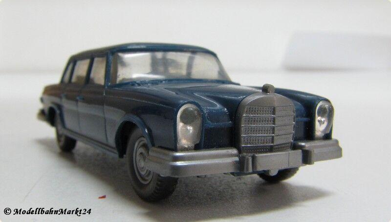 Wiking 156 1 mercedes-benz 600 Limousine océano azul