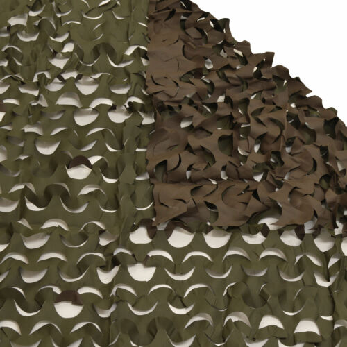 Camouflage Hunting Shooting Net Hide Military Army Camo Netting 2 3 4 5 7 /& 10M