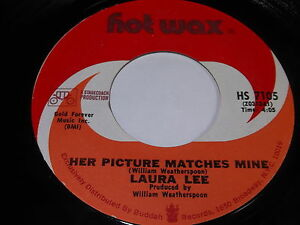 Laura-Lee-Her-Picture-Matches-Mine-Women-039-s-Love-Rights-45-Soul