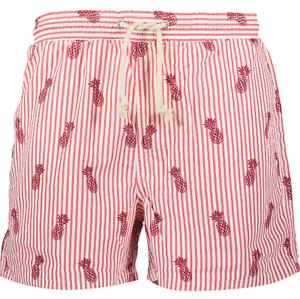 cfb4bc93de Havacoa Men's Pineapple Swim Shorts Red White Striped RP £95 Boxer ...