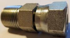 Hydraulic Fitting FS2701-06-06 MFS Face Seal MFS Bulkhead 90