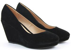 Womens Wedge Heel Dress Shoes