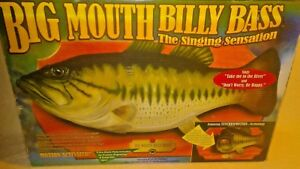 Big-Mouth-Billy-Bass-The-Singing-Fish-1999-GEMMY-Industries