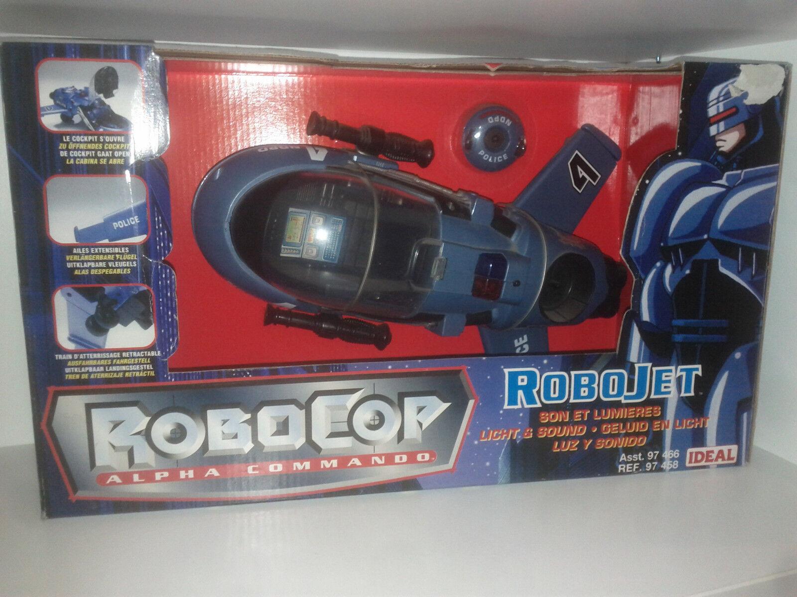 NEUF 1998 Robocop alpha commando   robojet    IDEAL