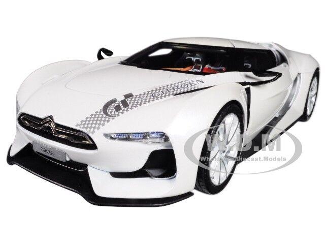CITROEN concepto GT biancao Salon de PARIS 2008 1 18 Diecast Modelo por Norev 181610