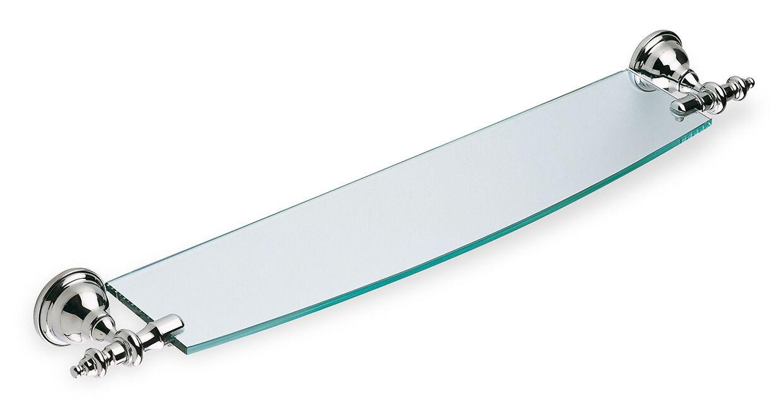 Glasablage Elite Badablage Badregal Glasregal Glasregal Glasregal Badaccessoire klassisch 7cd603