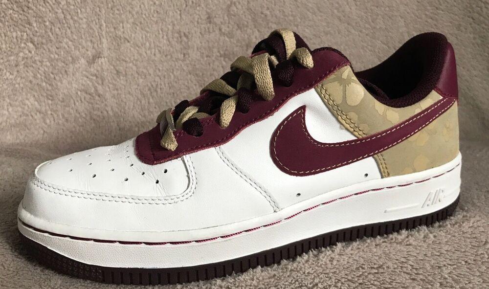Femme Filles Nike Air Obliger XXV AF-1'82 Baskets Chaussures UK 3.5/EU 36.5/US 6-