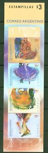 Argentinien-2001-Taenze-Tanz-Tango-Samba-Flamenco-Walzer-2698-2701-booklet