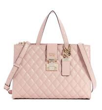 GUESS SERAPHINA Satchel Blush, Handtasche Damentasche