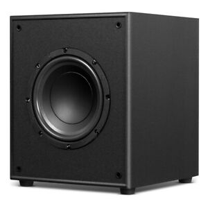 8-034-200W-Powered-Active-Subwoofer-W-Front-Firing-Woofer-HD-Home-Theater-Music-New