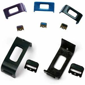 Plastico-Banda-Clip-Boton-Cargar-Corchete-Reemplazo-Para-Fitbit-Charge-HR-DES