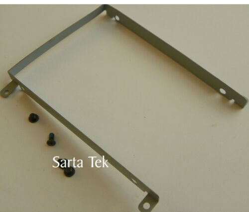 Dell Studio XPS 1640 1645  Hard Drive Caddy Bracket G498F No Adapter